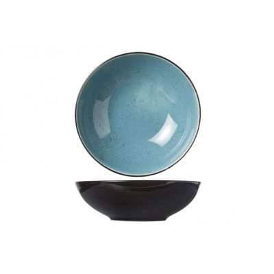 Cosy & Trendy Finesse Blue Deep Plate D20xh6.2cm