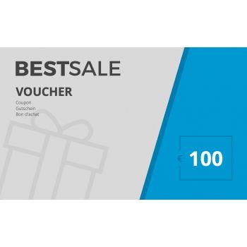 BestSale Shop Gutschein €25 – €500