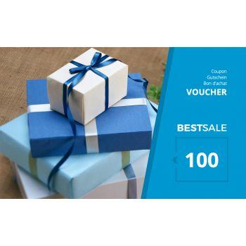 BestSale Shop Gutschein €25 – €500 / Gift