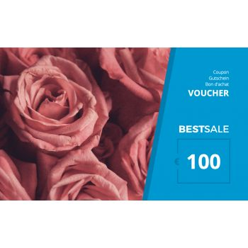 BestSale Shop Gutschein €25 – €500 / Valentines Day