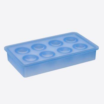 Lurch ice cube tray pearls ice-blue ø 3.3cm