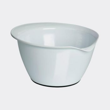 Mixing Bowl white 4.0l