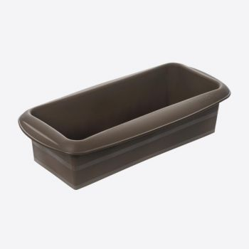 Lurch Flexiform silicone loaf pan brown 25cm