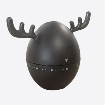 Cookut Wapy timer moose black 10x6x8.5cm