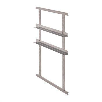 Cambro kit rails en frames voor voorlader