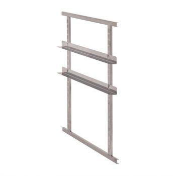 Cambro kit rails voor voorlader