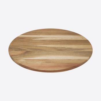 Dagelijkse Kost round acacia wood serving board ø 40cm H 1.8cm