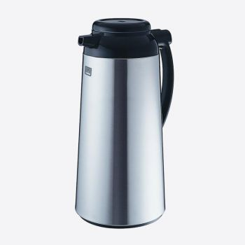 Zojirushi handy pot stainless steel with glass interior body 1L