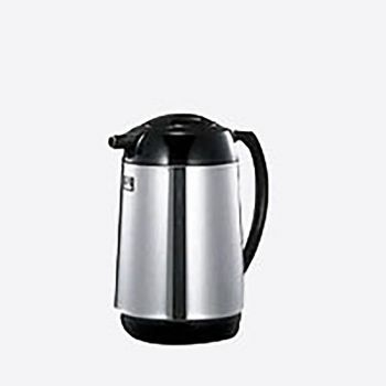 Zojirushi handy pot in stainless steel with glass interior body 1.3L