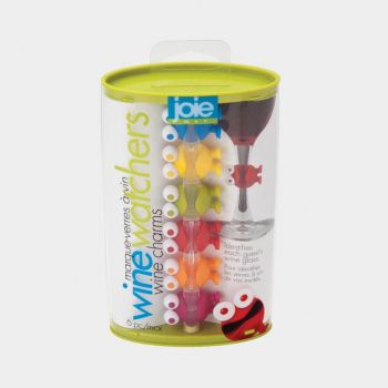 Joie Watcher set of 6 glass markers