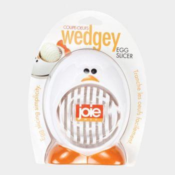 Joie Wedgey egg slicer white 10.2x3.2x20.3