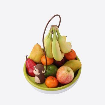 Joie Monkey fruit bowl with banan holder ø 26cm H 16.5cm