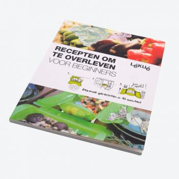 Lékué cookbook for beginners NL