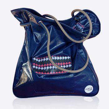 PointRose beachbag blue