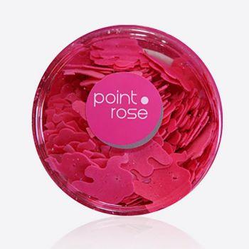 PointRose bath foam pink elephants