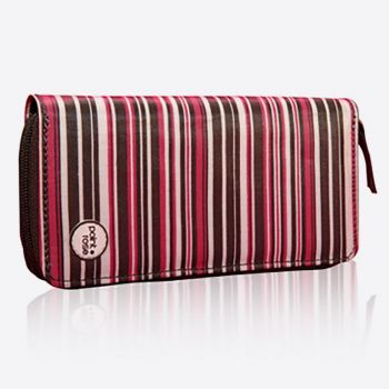 PointRose wallet stripes