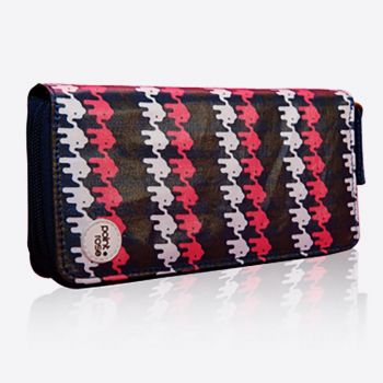 PointRose wallet elephants