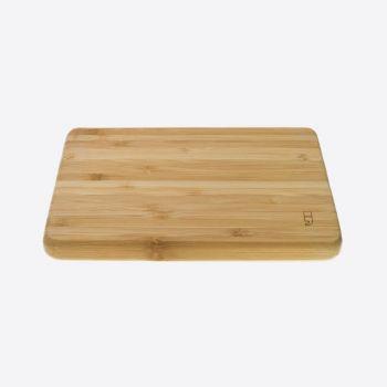 Point-Virgule bamboo cutting board small 20x14.5x1.8cm (per 6pcs)