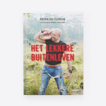 Point-Virgule cookery book 'Het lekkere buitenleven' Dutch