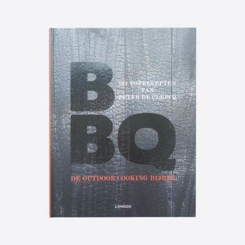 Point-Virgule cookery book 'De outdoor cooking bijbel' Dutch