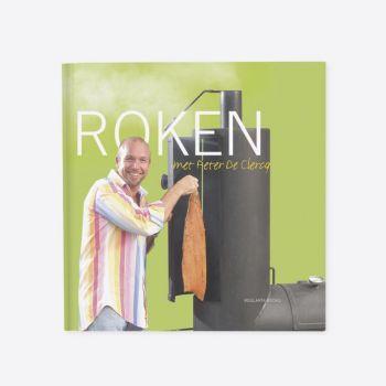 Point-Virgule cookery book 'Roken met Peter De Clercq' Dutch