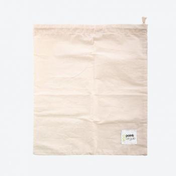 Point-Virgule reusable cotton bread bag 30x38cm (20pcs/disp.)