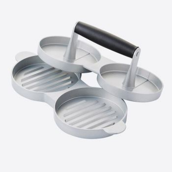 Point-Virgule hamburger press for 2 burgers ø 11.5cm
