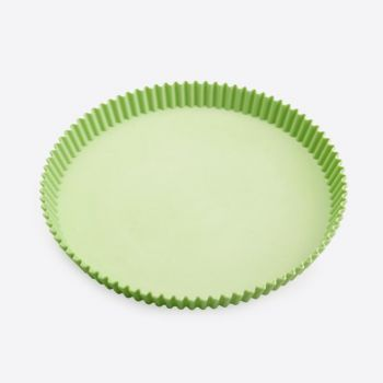 Point-Virgule flan pan with rolled edge for 4 persons 19x16.5cm (per 6pcs)