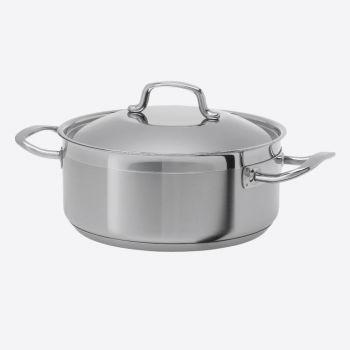 Point-Virgule Professional casserole ø 16cm H 7.5cm - 1.5L