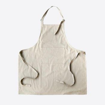 Point-Virgule apron walnut 85x90cm