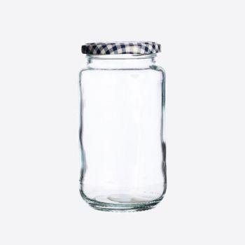 Kilner round glass twist top jar 580ml (per 12pcs)