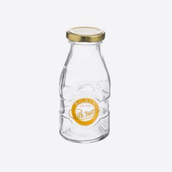 Kilner glass milk bottle 189ml (12pcs/disp.)