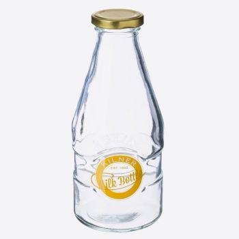 Kilner glass milk bottle 568ml (9pcs/disp.)