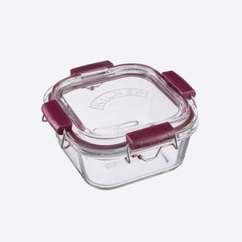 Kilner Fresh Storage rectangular glass storage box 750ml