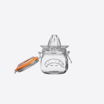 Kilner juicer jar set - glass storage jar and juicer 500ml