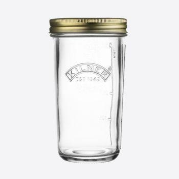 Kilner wide mouth conserving jar 500ml