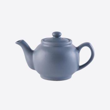 Price & Kensington ceramic 2-cup teapot matt grey 450ml