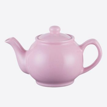 Price & Kensington glossy 2-cups teapot pastel pink 450ml (per 3pcs)