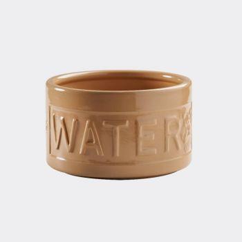 Mason Cash Cane lettered dog water bowl ø 15cm (per 4pcs)