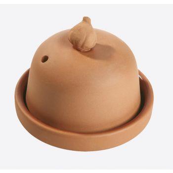 Römertopf garlic ceramic oven dish