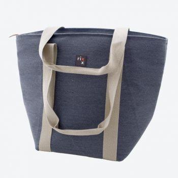 Rixx shoulder cooler bag dark blue 44x22x34cm