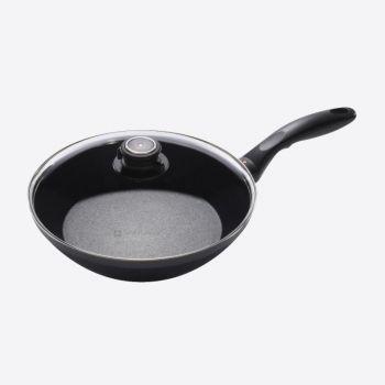Swiss Diamond fry pan with lid ø 26cm H 5cm