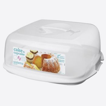 Sistema Bake It cake or cupcake box 8.8L (per 2pcs)
