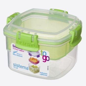 Sistema To Go snack box snacks 400ml (6 ass.)