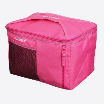 Sistema To Go Mega Fold Up cooler bag (6 ass.)