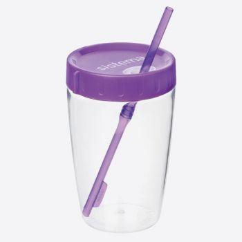 Sistema Hydrate drinking bottle Tritan Tumbler 525ml (6 ass.)