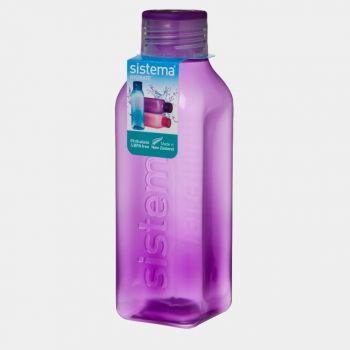 Sistema Hydrate drinking bottle Square Bottle 725ml (6 ass.)