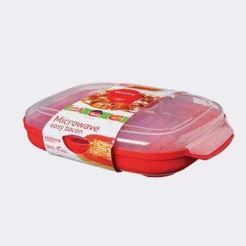 Sistema Microwave Easy Bacon microwave bowl (per 4pcs)