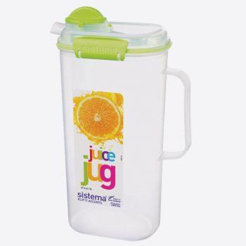 Sistema Accents juice jug 2L (4 ass.)