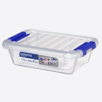 Sistema Storage bin with lid 175ml (per 12pcs)